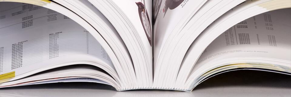 Multi Bookbinding - Perfect binding   Multi-Reliure - Thermoreliure